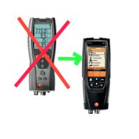 Прекращение продаж газоанализатора testo 327-2!